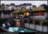 Bali Traditional Cottage - IDVN Challenge 2010 Concept